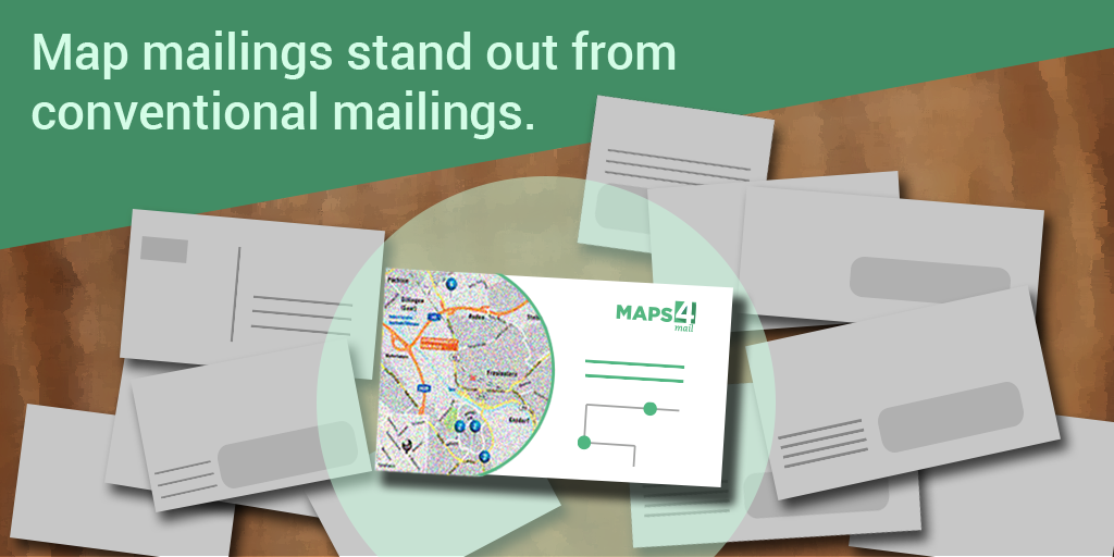 How to stand out from other direct mail